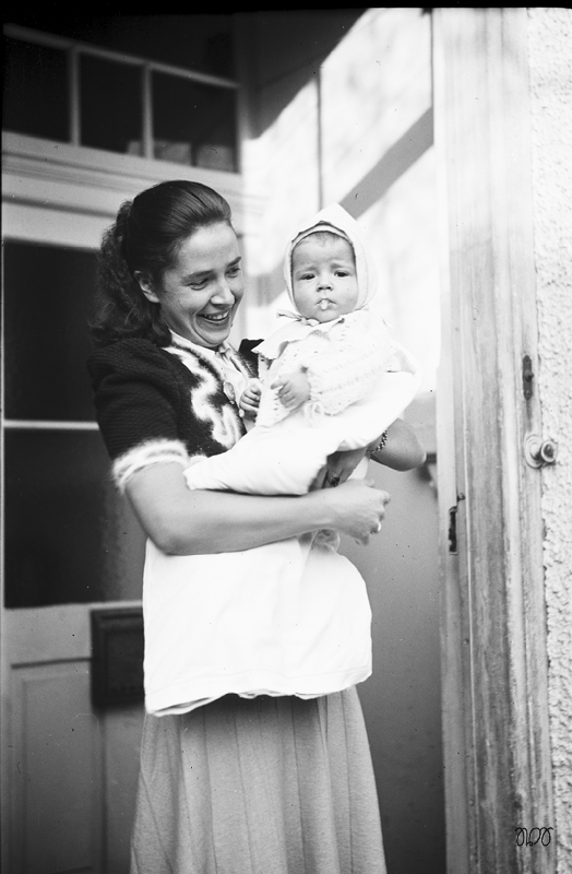 Emma und Wolfgang 1951