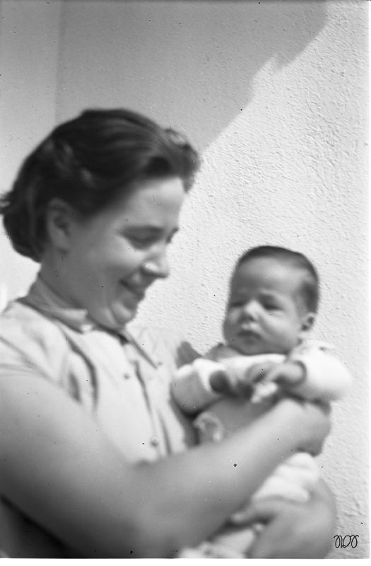 Emma und Sepp 1956