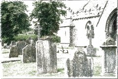 Friedhof in Irland