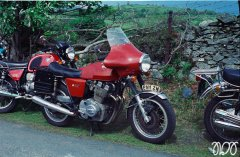 Isle of Man 1974 - Laverda 1000