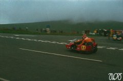 IoM 1975, Tourist Trophy am Bungalow (Sneafell)